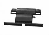Schnellverbinder Set 1-gliedrig für Wellen mit 40 mm und Montageringe